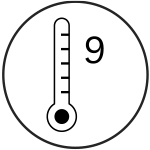 9 Precise Heat Settings icon