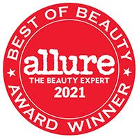 Allure Best of Beauty 2021 logo